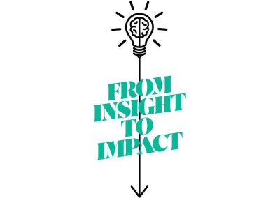 From Insight to Impact October 2019, Amsterdam, Holland
